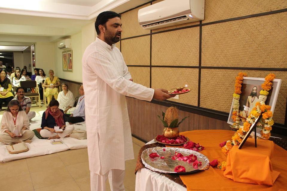 """Upanishads : """"The cream of Vedas"""""""