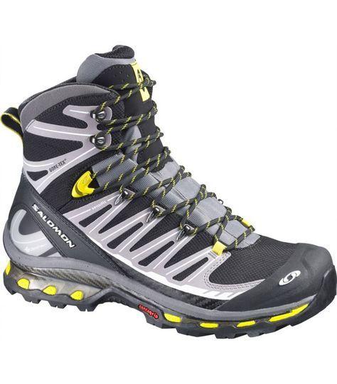 Oferta botas de montaña Salomon Quest 4D 2 GTX Negro