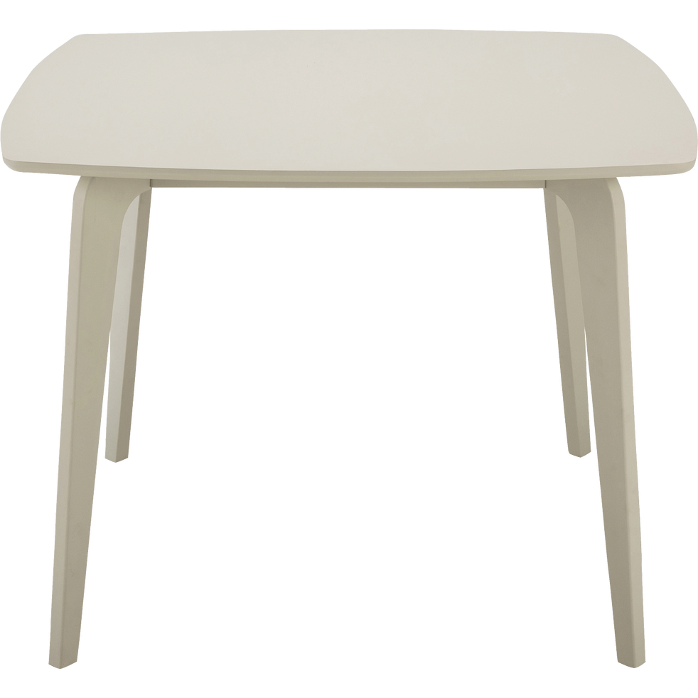 Table De Repas Carree Beige Roucas 4 Places Suzie Tables Alinea Home Decor Decor Furniture
