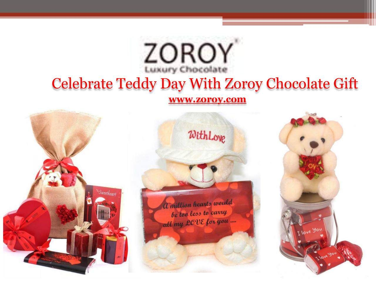 Chocolate Gift for Girlfriend – Celebrate this Valentines day ...