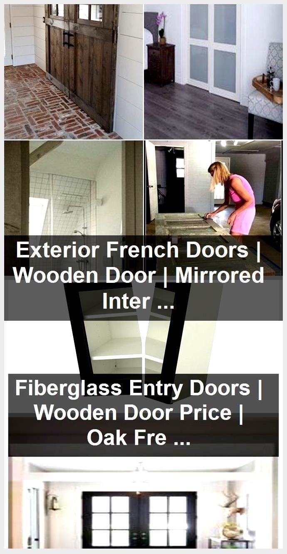 Photo of Exterior French Doors   Wooden Door   Mirrored Internal Doors,  #door #doors #Exterior #Frenc…