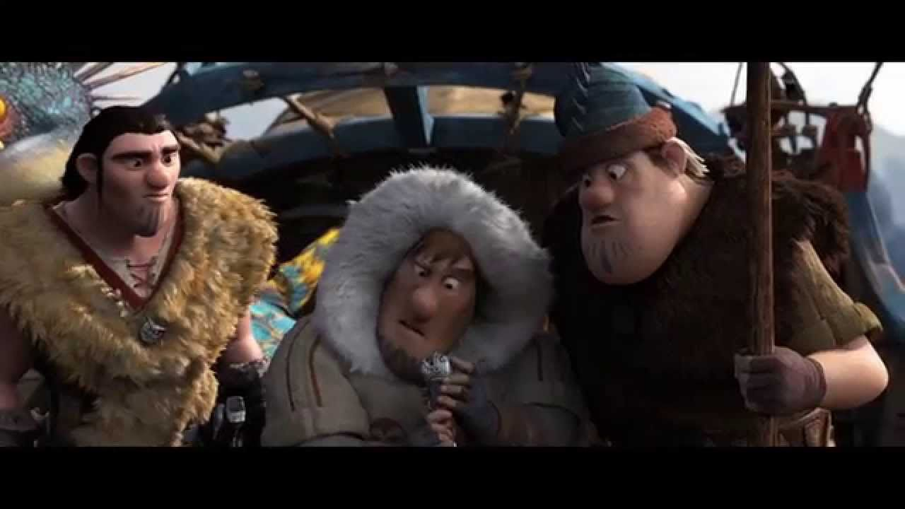 How To Train Your Dragon 2 Eret Official Hd Clip United