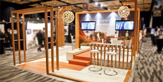 Tourism Australia Exhibition Design Exhibition Stand