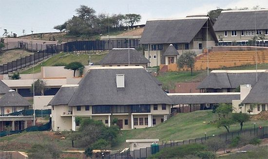 President Jacob Zuma's private house - South African ...