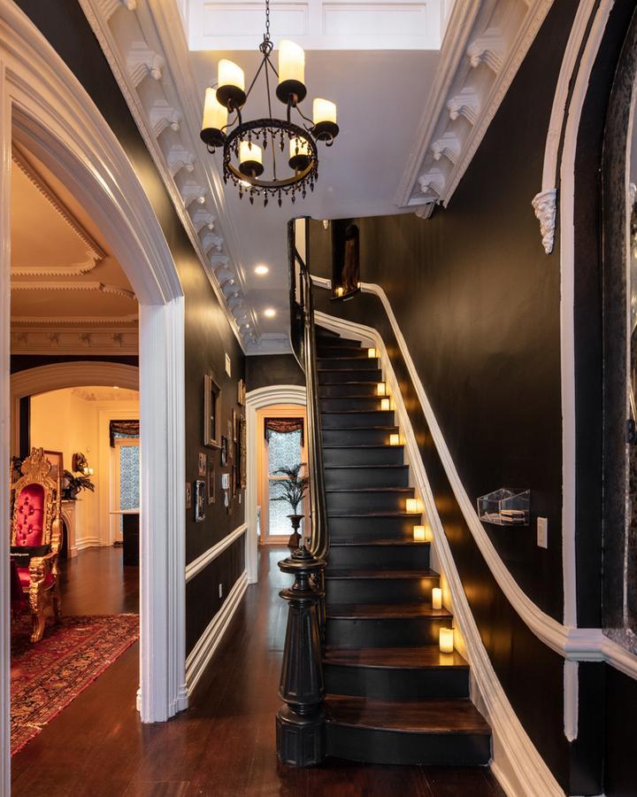 The Addams Family Mansion Brooklyn USA