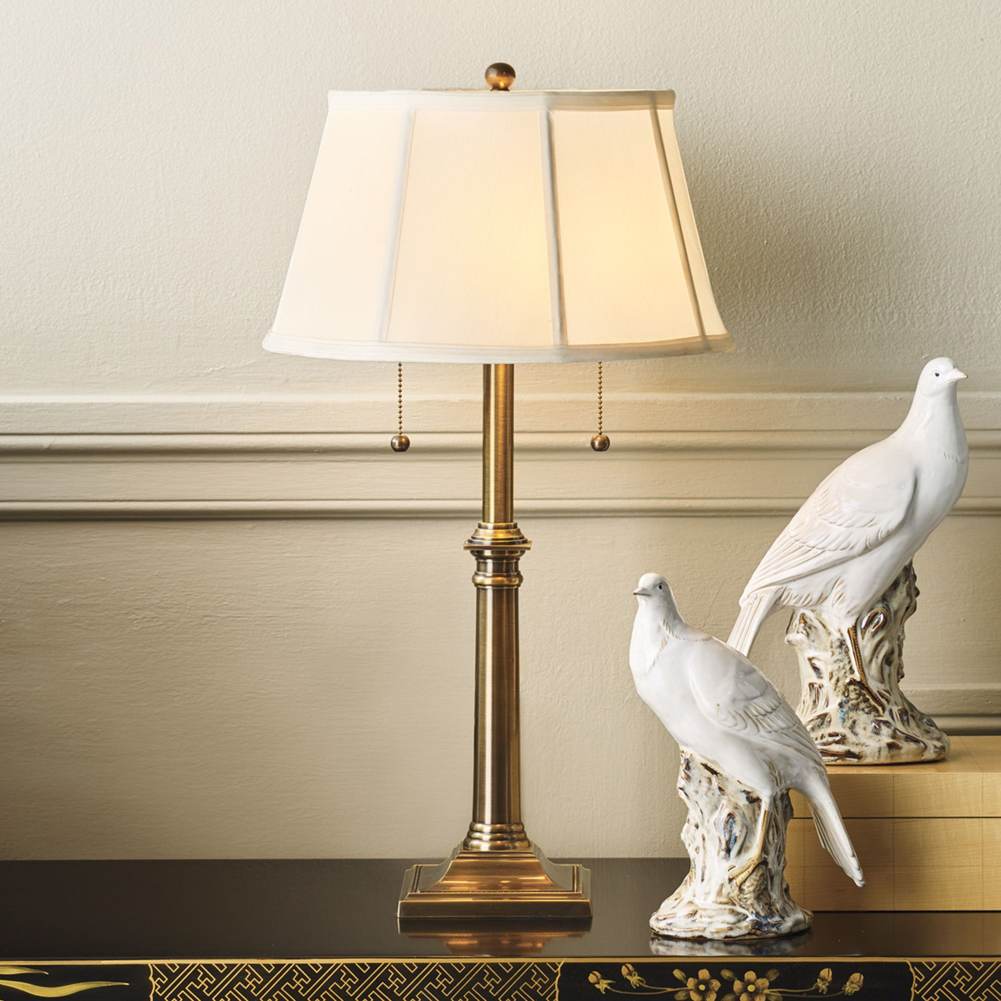 Lamps Online Buy Brass Hanover Table Lamp Online At Gump S Lamps And