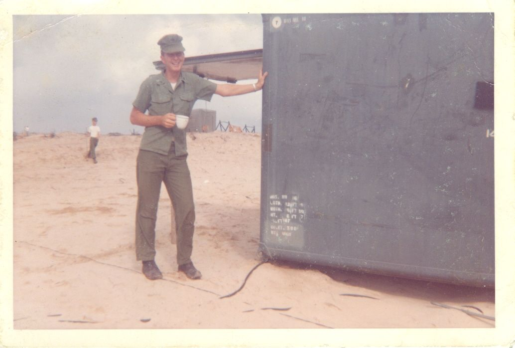 Marble Mountain Airfield, Republic of Vietnam | On ...