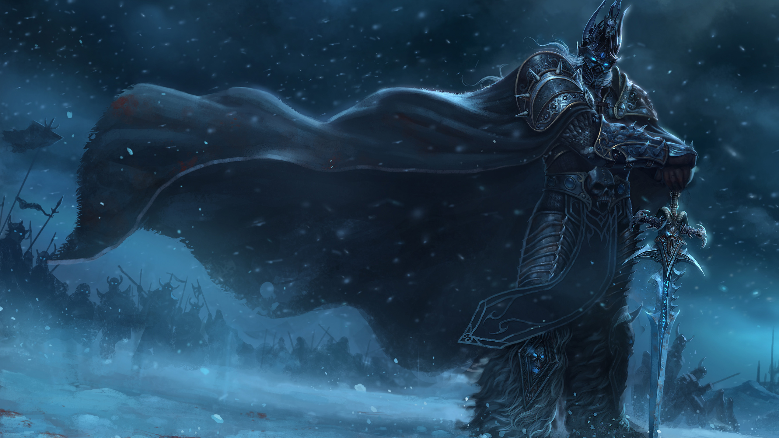 World Of Warcraft Wallpapers High Quality Wallpapers Backgrounds Images Art Photos World Of Warcraft Wallpaper Lich King World Of Warcraft