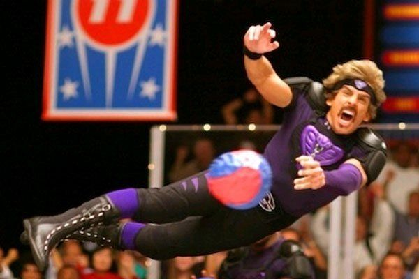 The 5 Rules Of Dodgeball Dodge Duck Dip Dive Dodge Some