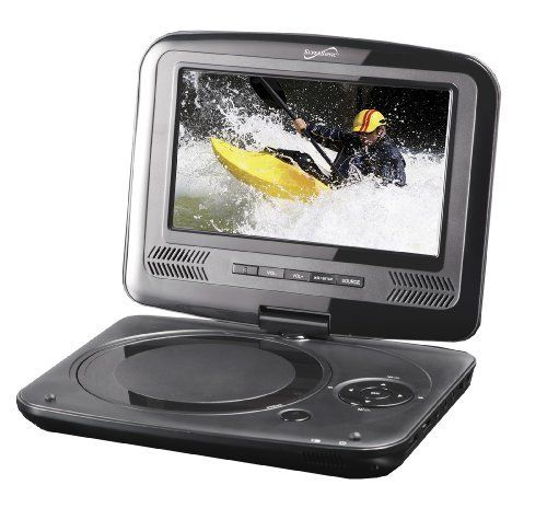 SuperSonic Portable Widescreen LCD Display with Digital TV Tuner USB//SD Inpu...