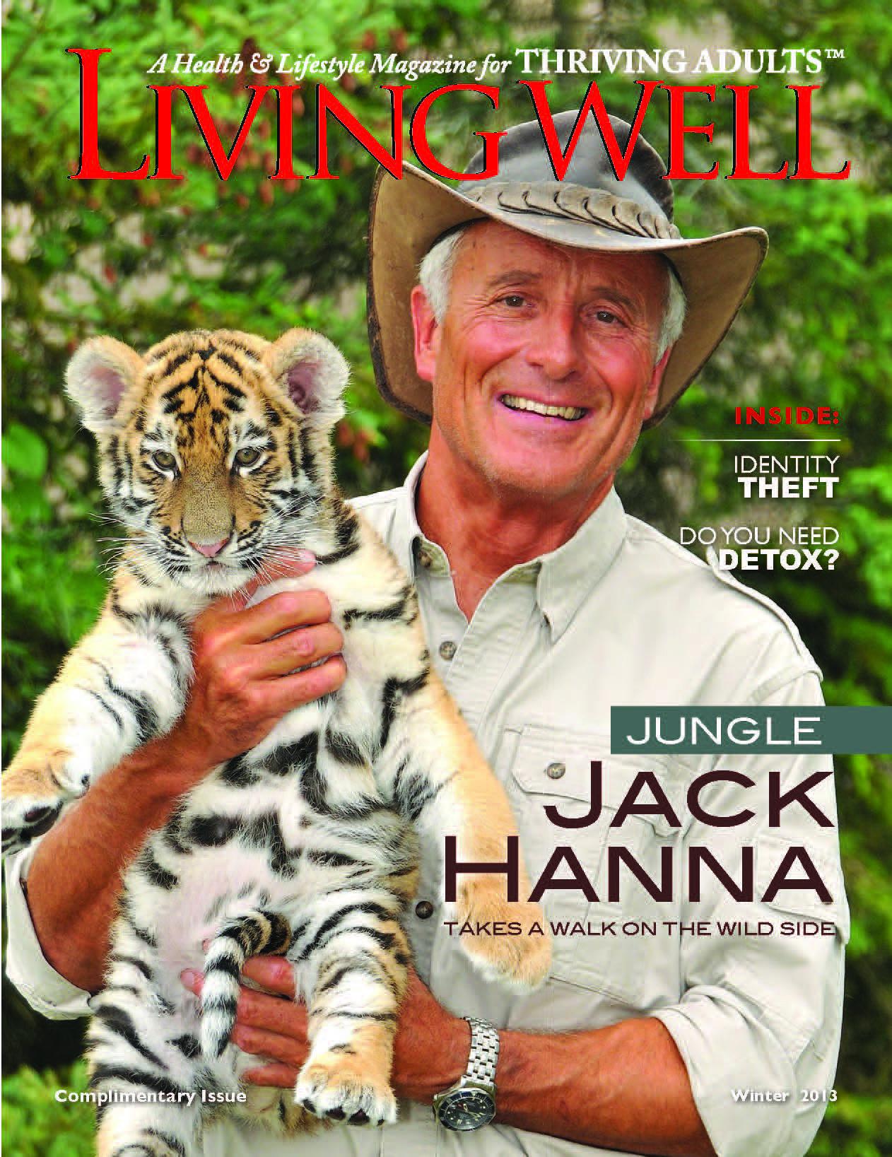 Jungle Jack Hanna: The acclaimed adventurer takes a walk ...
