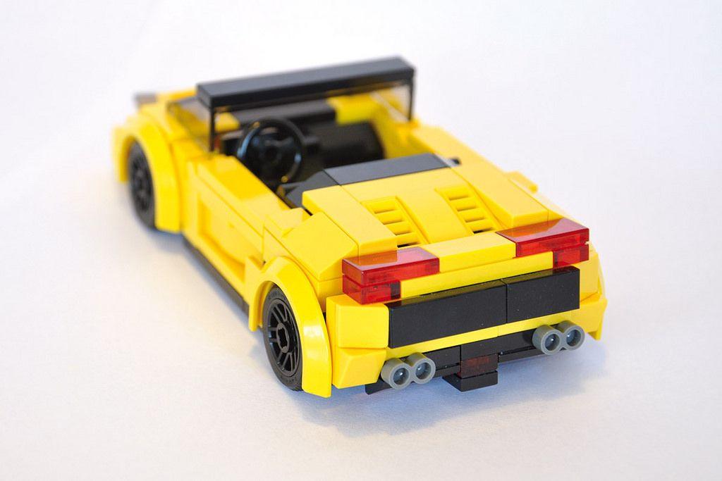 Lamborghini Gallardo Wip Lego Pinterest Lamborghini Gallardo