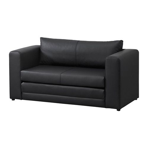 ASKEBY Two seat sofa bed Black | Madi | Pinterest | Sofa bed, Sofa