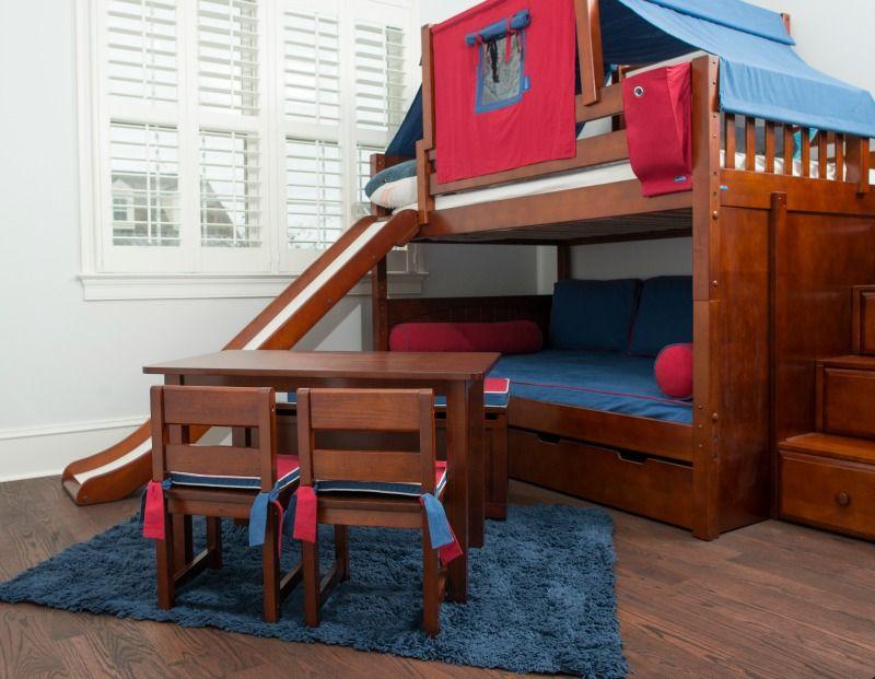 Best Slide Beds Bunk Bed With Slide Bunk Beds Cool Bunk Beds 400 x 300