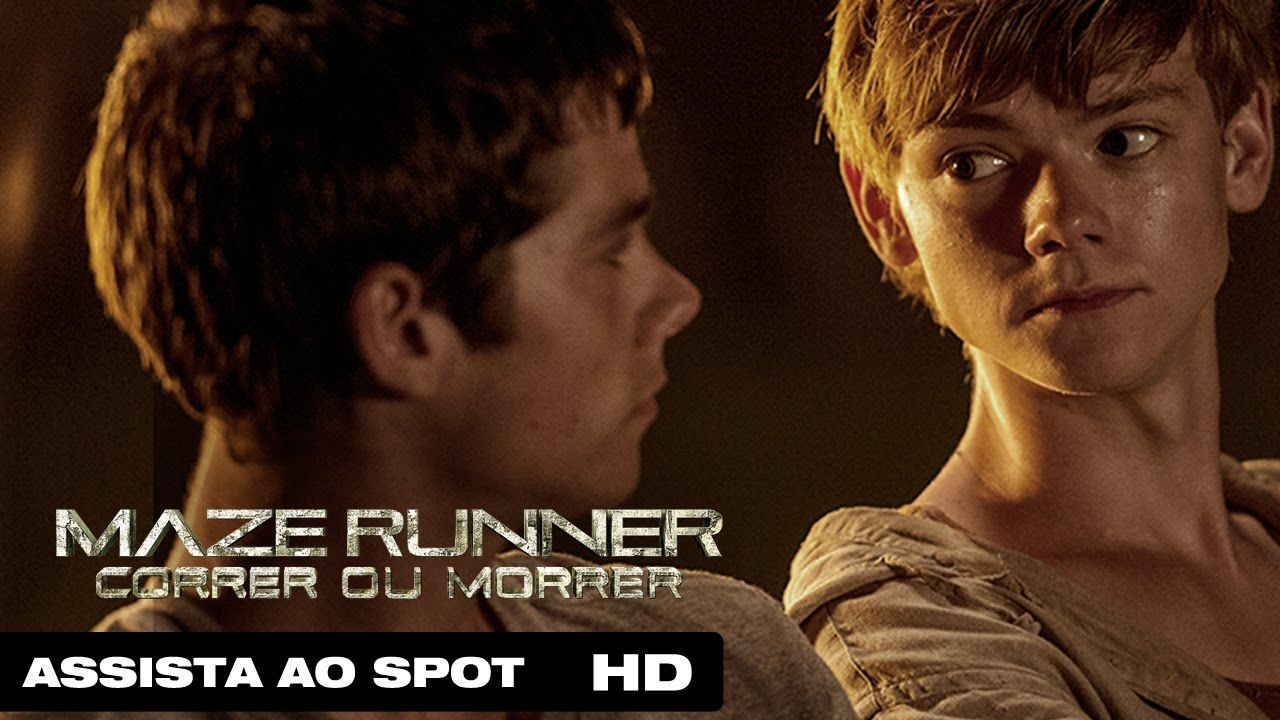 Maze Runner Correr Ou Morrer Spot 20 Hoje Nos Cinemas