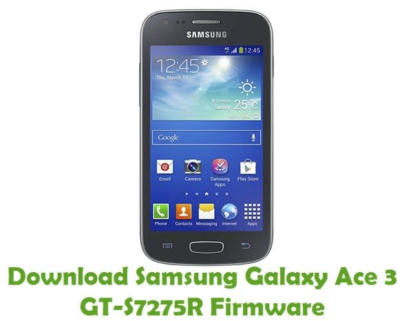 samsung gt s7275r firmware free download