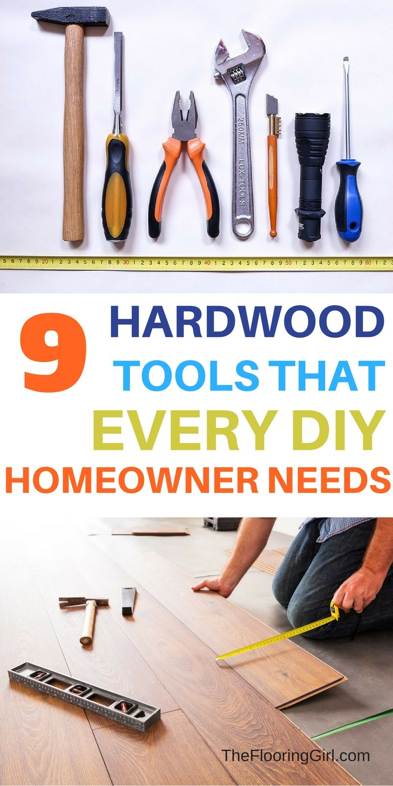 DIY Hardwood Installation Tools Hardwood installation