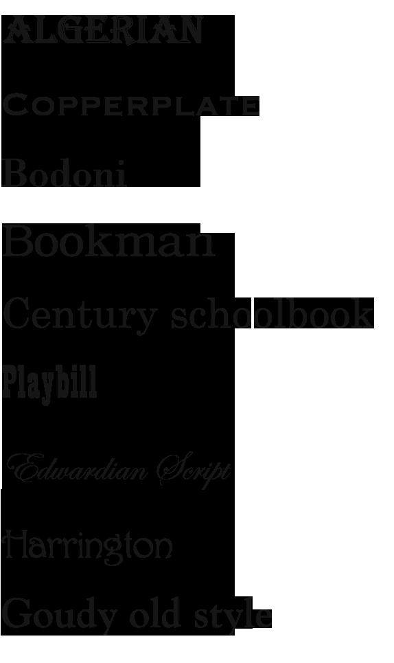 50 Free Vintage Victorian Fonts For Design Vectorian