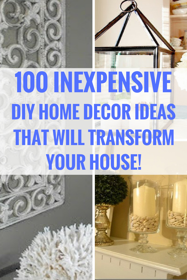 A Few Good Ideas In Here Diy Home Decor On Budget Living Room Bedroom