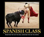 Great blog for upper level Spanish Class. Lots of helpful hints and tips!