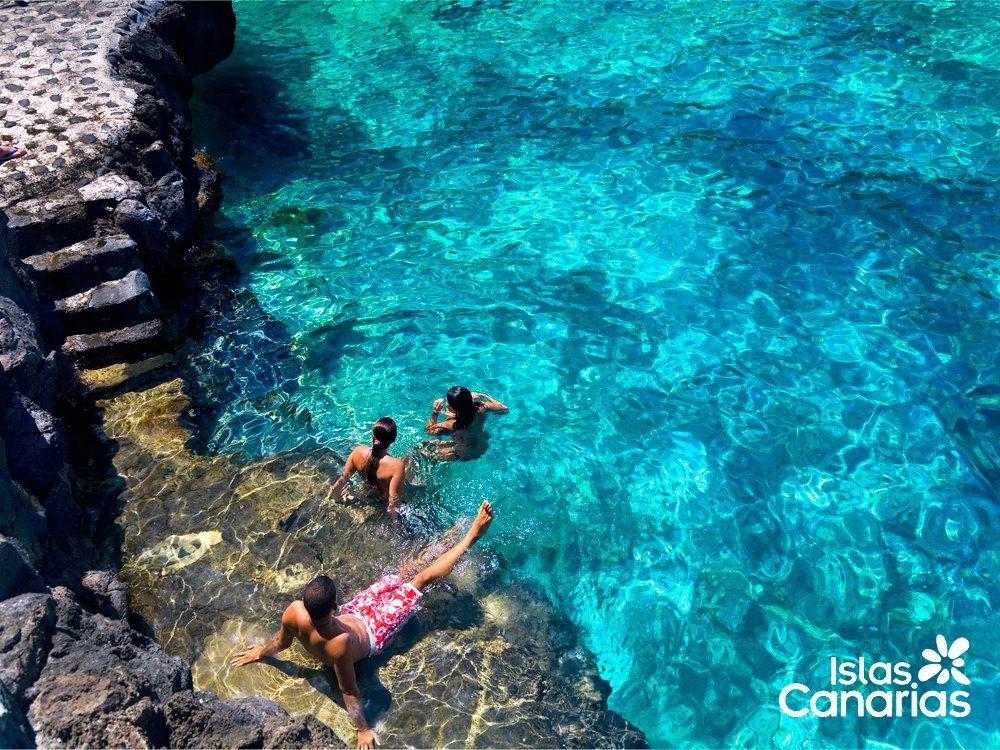 Piscinas naturales isla de la palma islas canarias espa a everyone s creative travel spot - Piscinas 7 islas ...