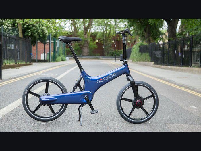Una bicicleta avanzada para satisfacer tu gusto por la tecnología - http://bit.ly/29Nhs4k
