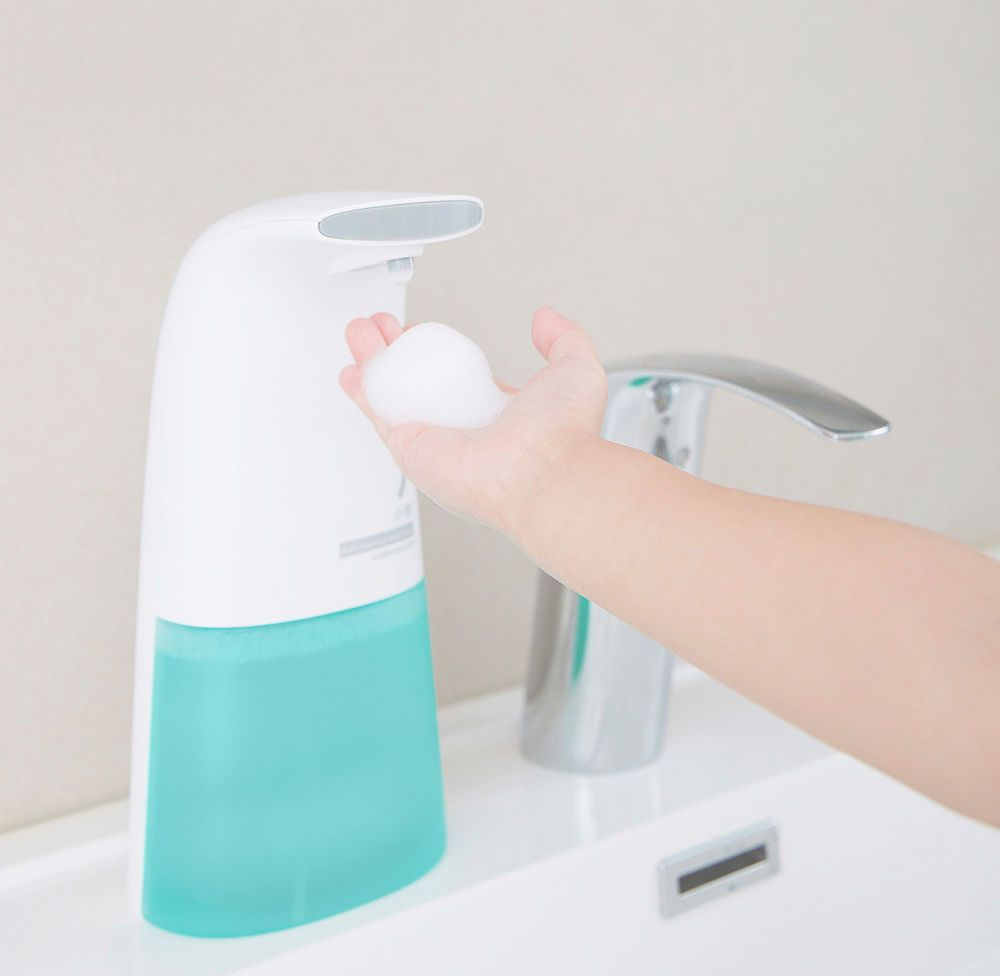 Xiaomi Washing Soap Dispenser Comes With Hand Sanitizer