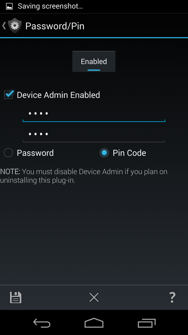 How To Password Protect Your Android (Only) When Away