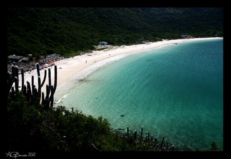 Forno Beach, Arraial do Cabo, Rio