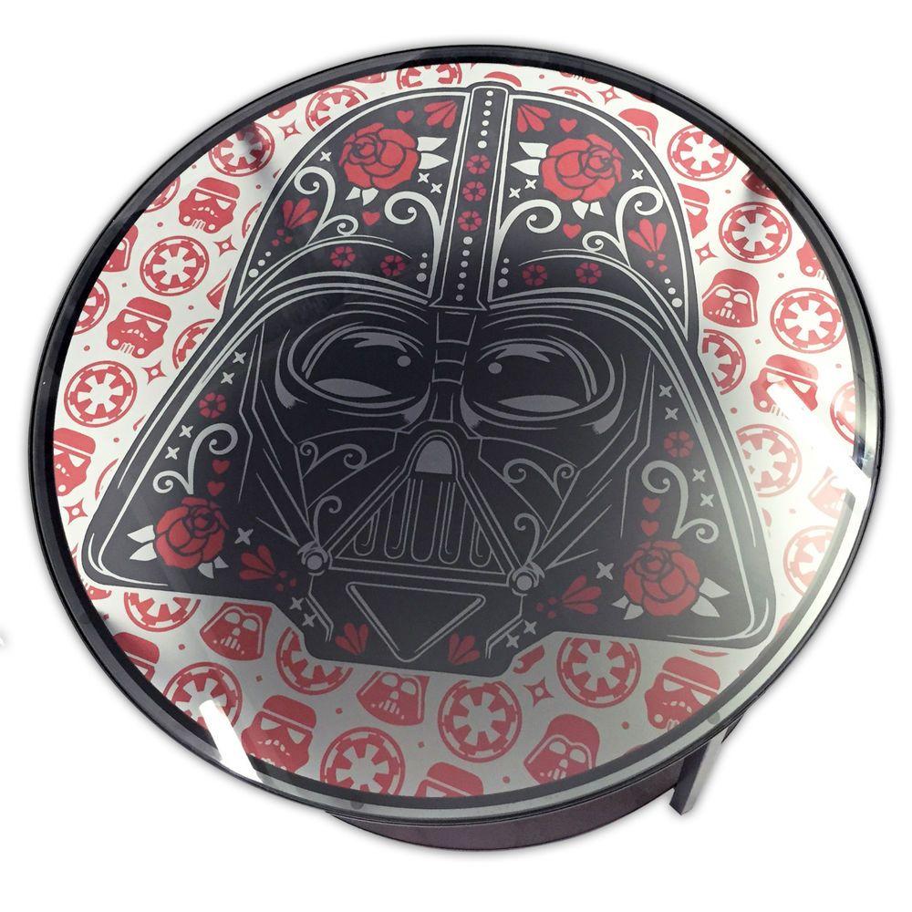 Star Wars Darth Vader Sugar Skull Glass Coffee Table Glass Coffee Table Star Wars Darth Vader Sugar Skull [ 1000 x 1000 Pixel ]