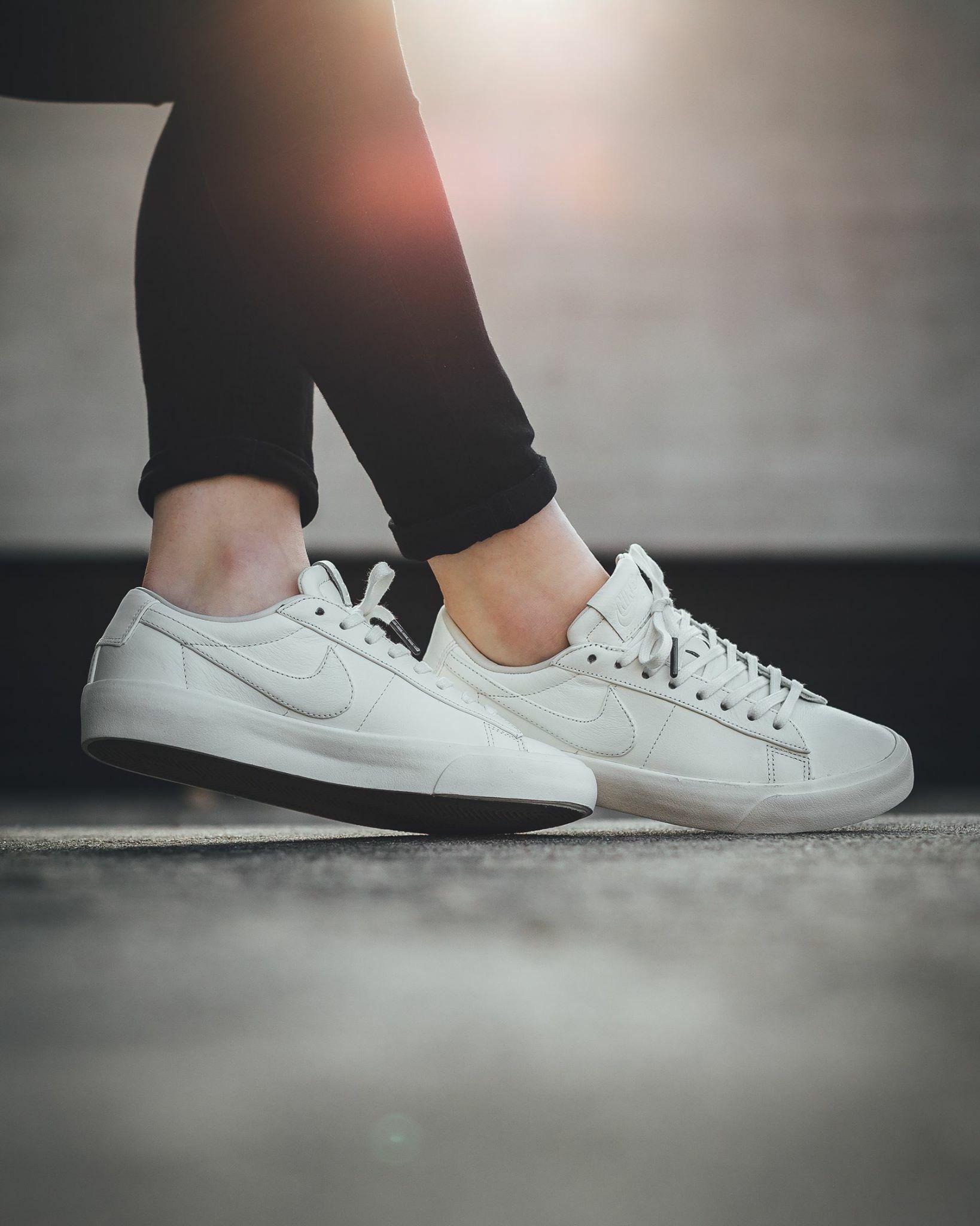 Casual sneakers, Nike, Nike blazer