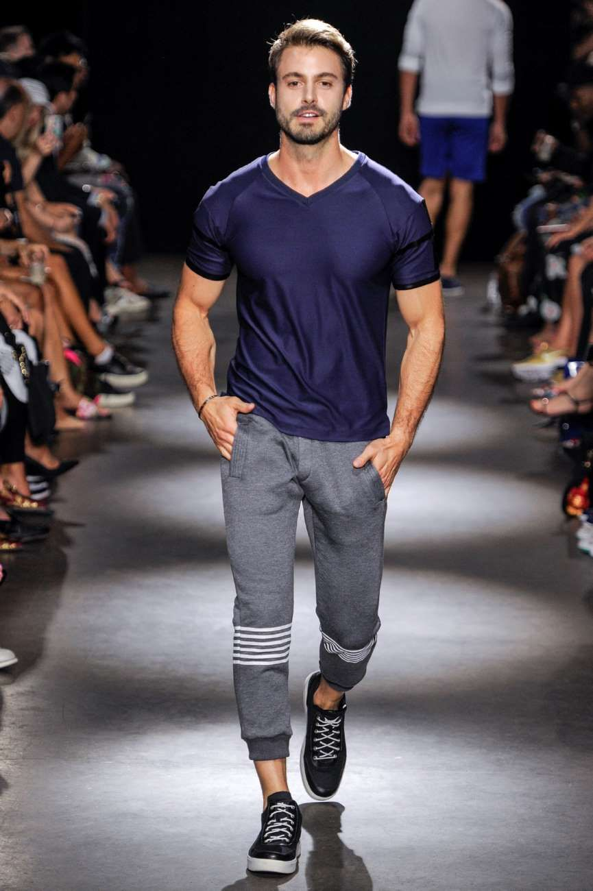 Grungy Gentleman Fashion Show