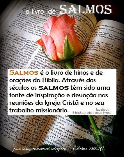 Salmos O 19 Livro Do Antigo Testamento Com Imagens Salmos