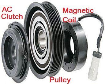 diagnose car ac clutch wont engage problems diagrams for car rh pinterest com A C Compressor Clutch Replacement 2000 Honda Civic A C Compressor Clutch