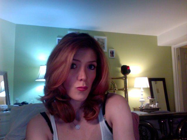 Redhead lauren