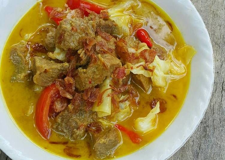 Resep Tongseng Sapi Oleh Xander S Kitchen Resep Masakan Resep Masakan Indonesia