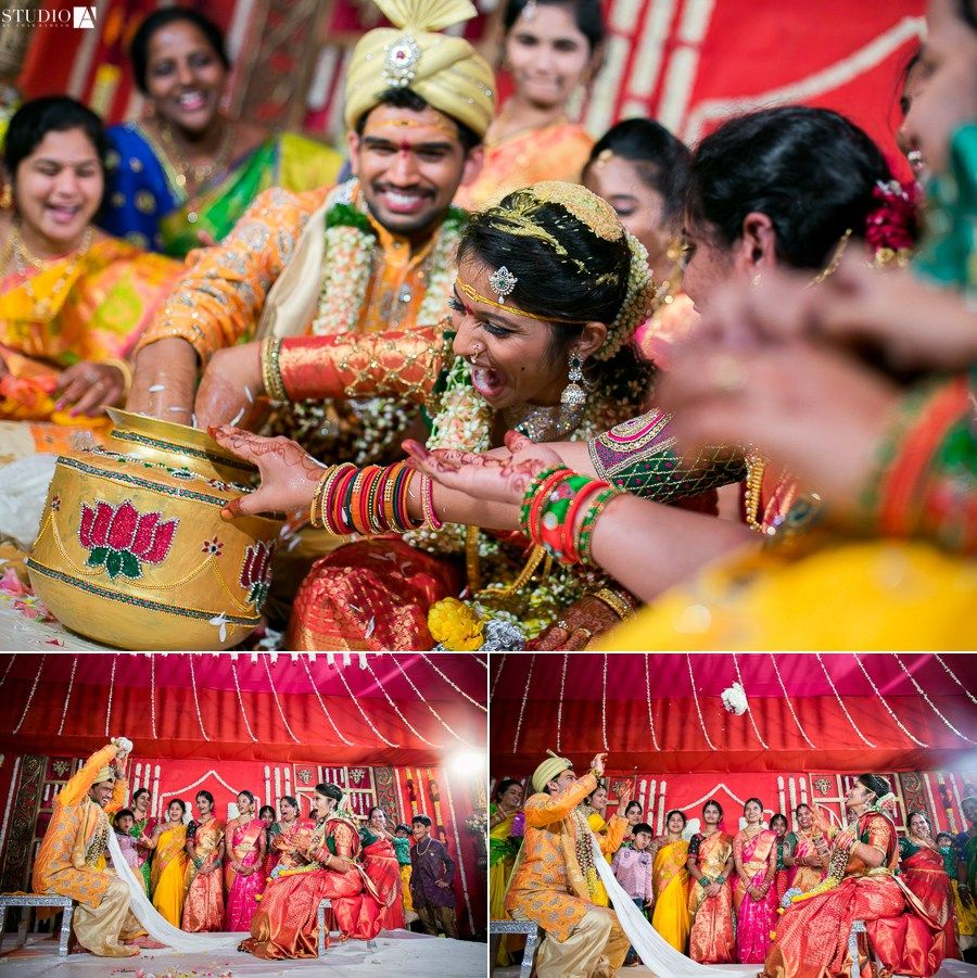 Telugu Wedding Games