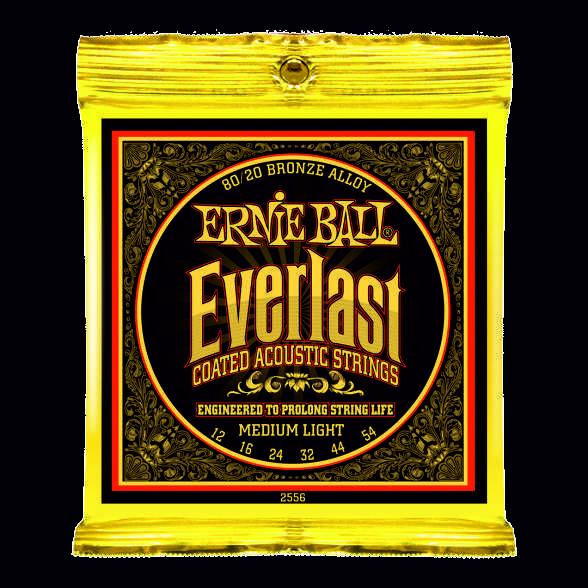 Ernie Ball UK - Ernie Ball Everlast 80/20 Light Gauge Acoustic Strings