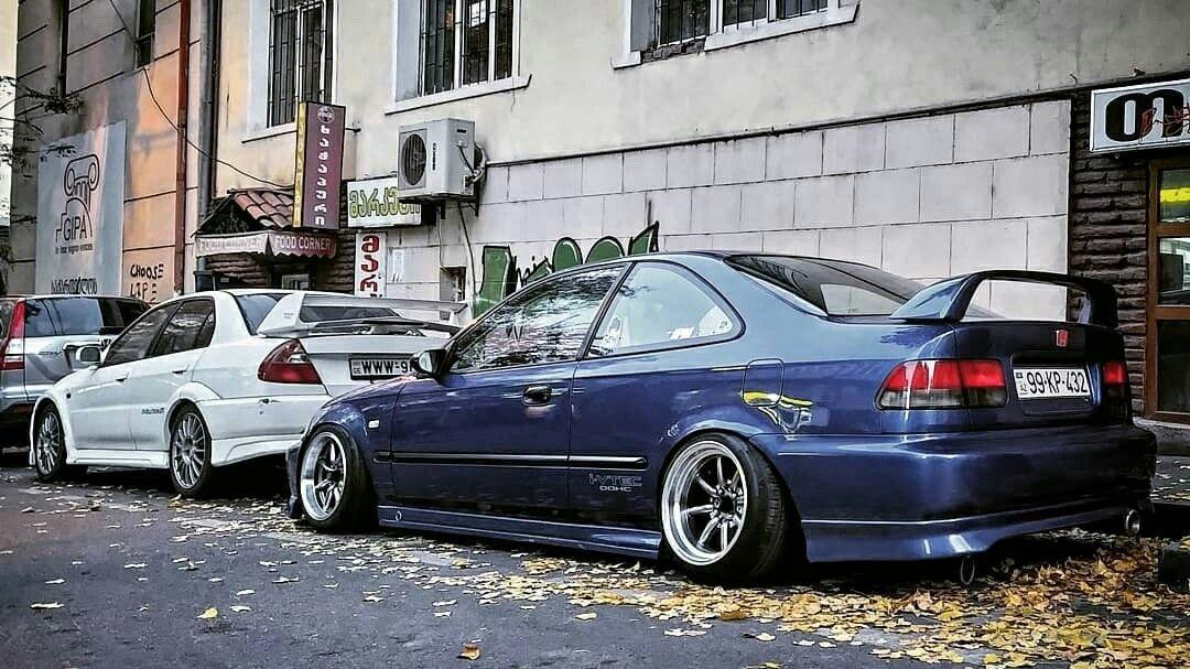 37++ Honda civic 1996 model modified trends