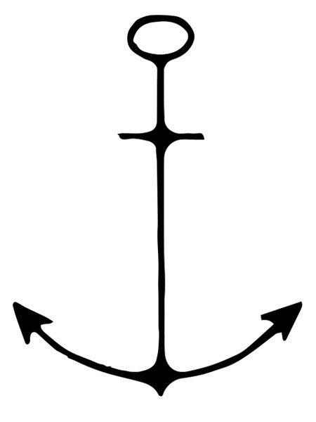 Weiteres - DOPPELPACK - Temporäres Tattoo Anker Temporär ...