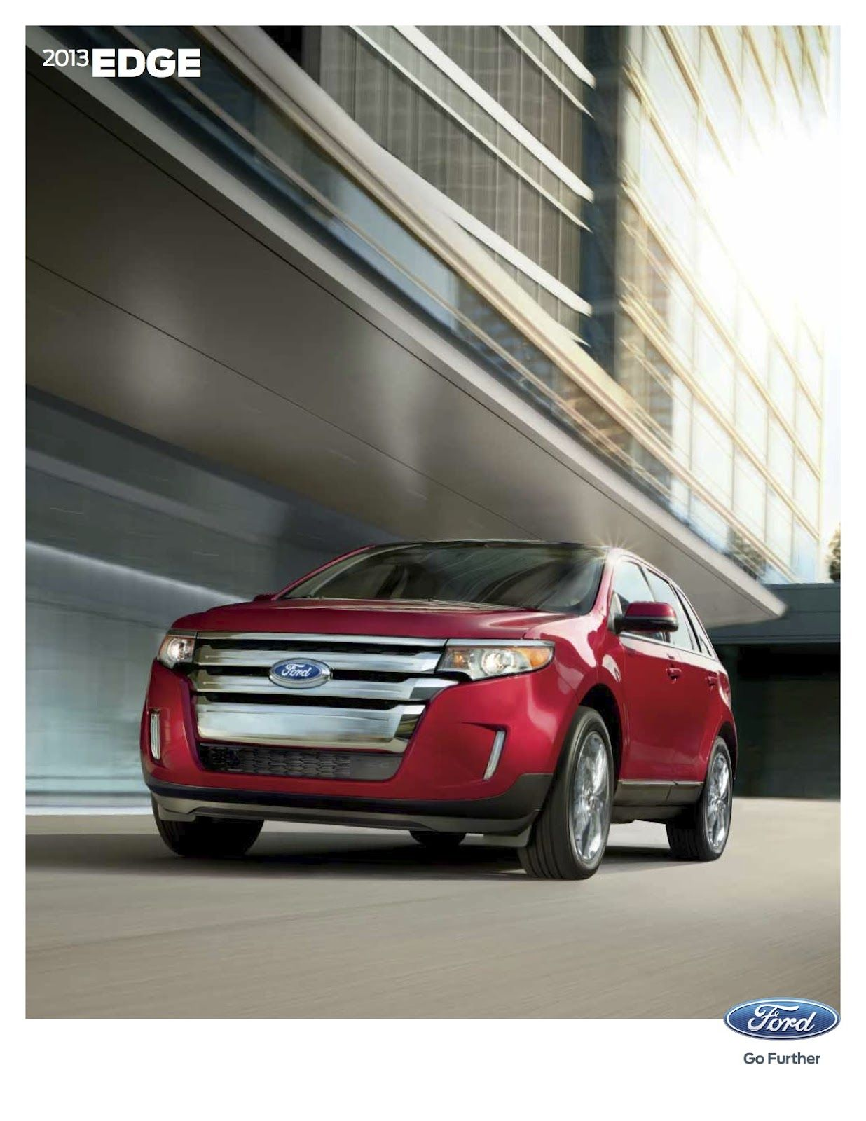 Ford Edge Brochure From Brightonford