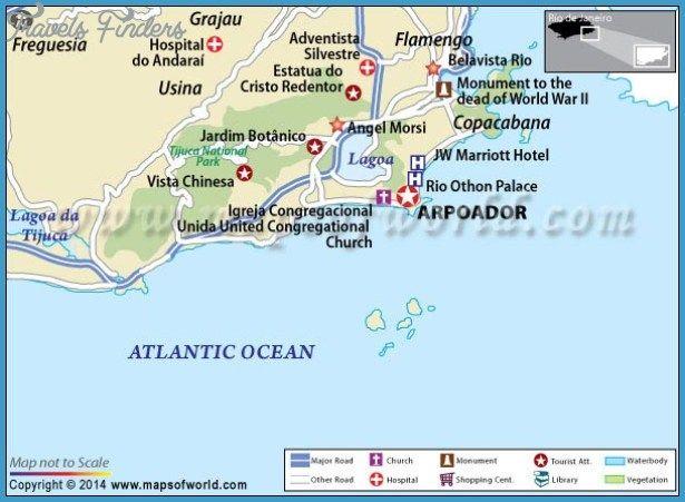 Poland Map Tourist Rio de Janeiro Metro Map Attractions http