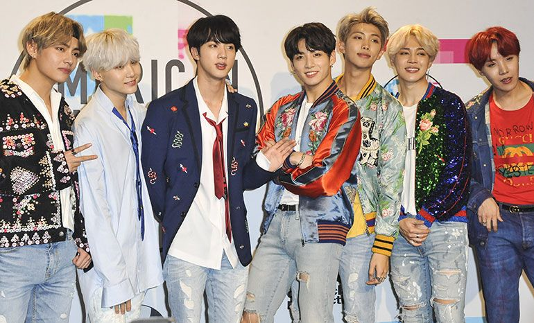 Celebrities Dissed Bts Threw Shade At K Pop Group Concert Outfit Summer Bts Members Celebrities
