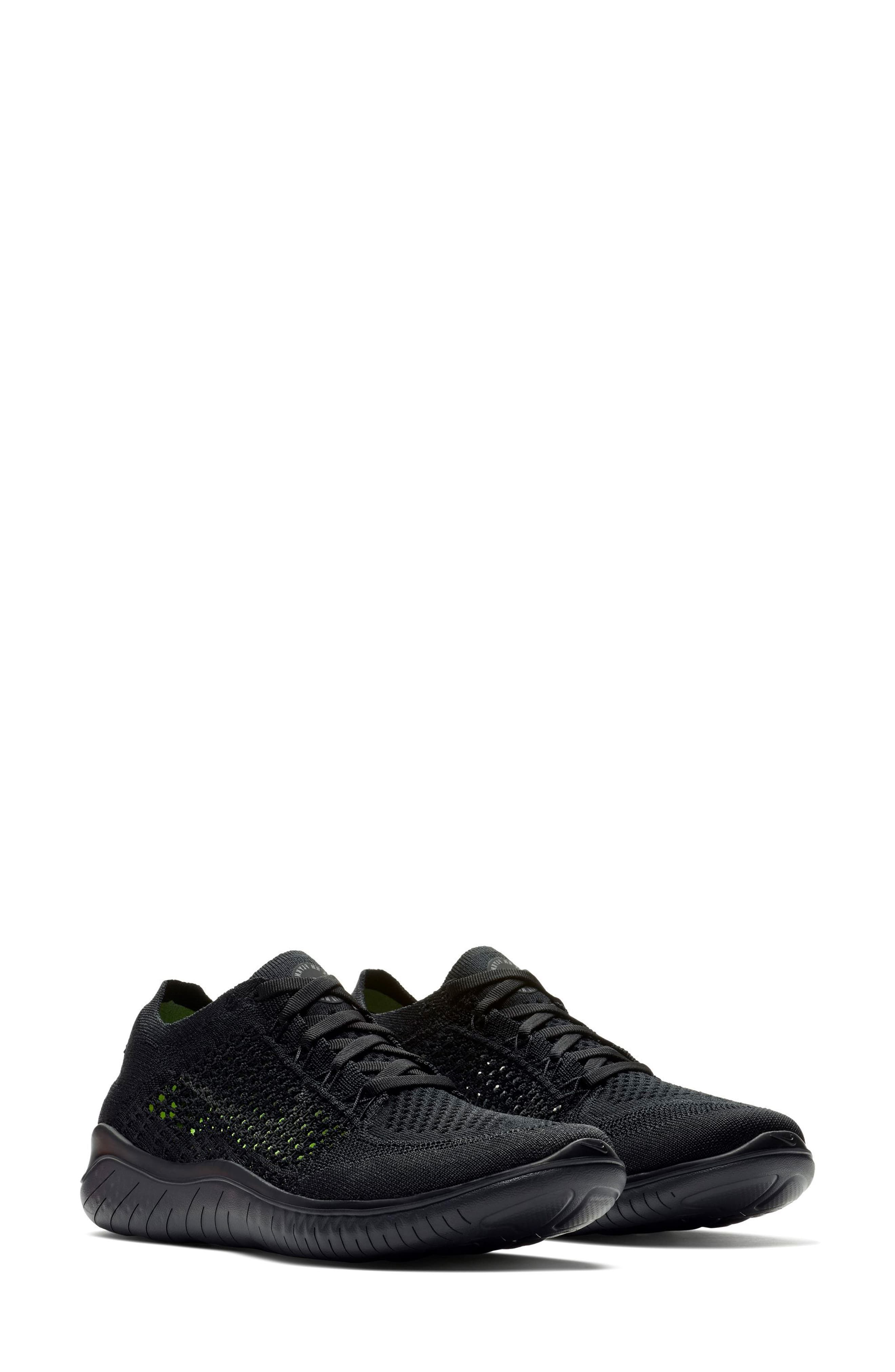 separation shoes cf3a0 24bde Women's Nike Free Rn Flyknit 2018 Running Shoe, Size 6.5 M ...