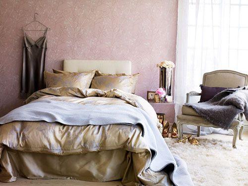 Schlafzimmer Pink ~ Schlafzimmer im boudoir stil boudoir style boudoir