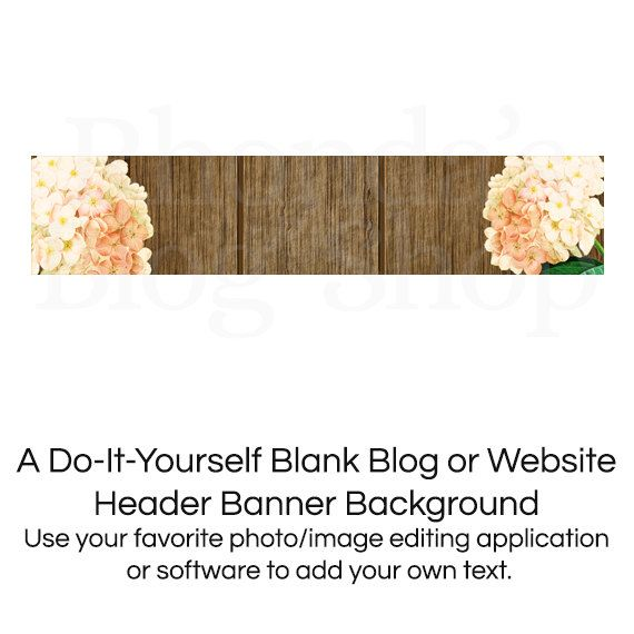 Blank Blog Header Banner Background Design Website Header Banner