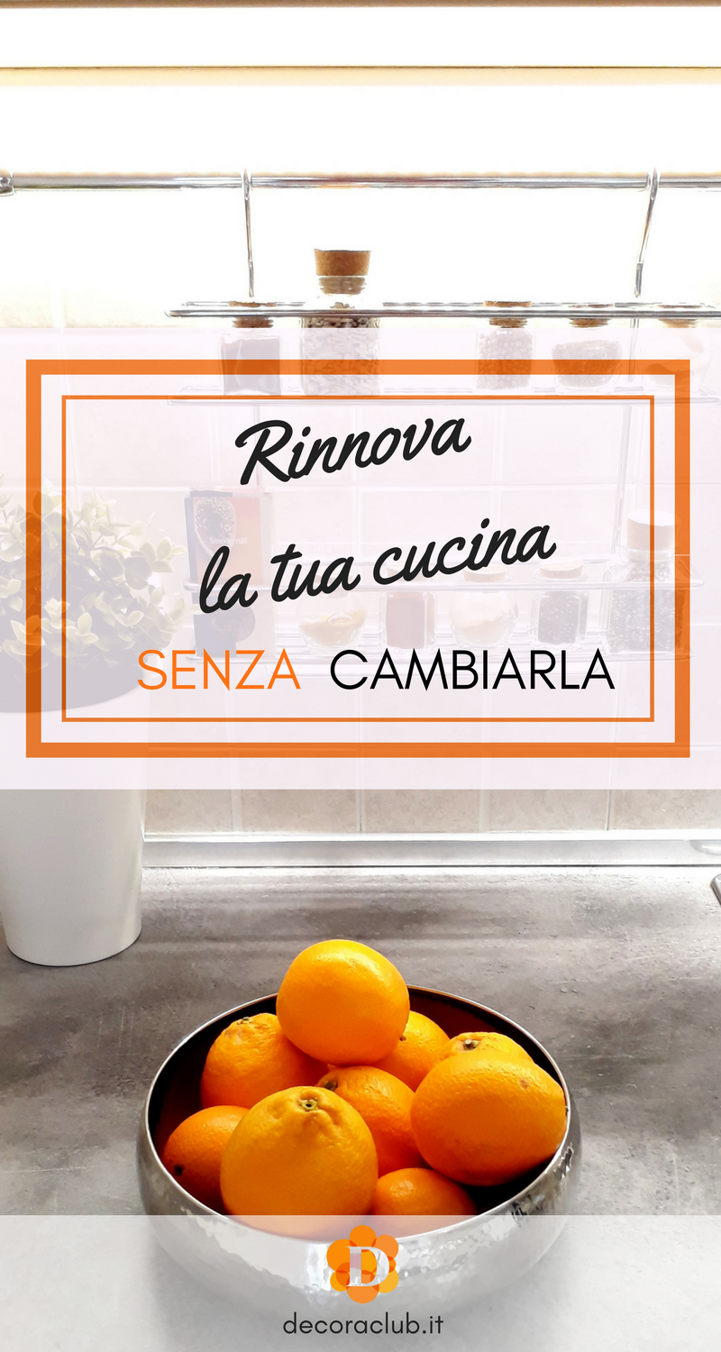 Rinnovare la cucina senza cambiare i mobili affordable cheap ank outlet with rinnovo cucina - Rinnovare cucina senza cambiarla ...