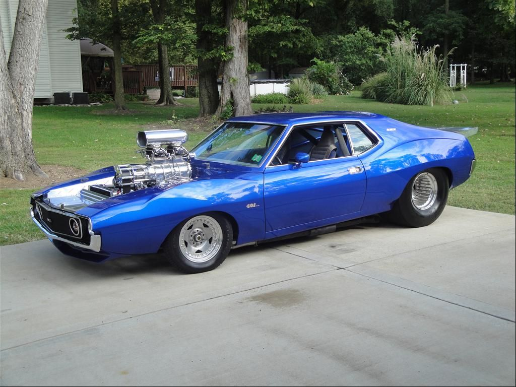 Not Your Mom's Amc's Javelin