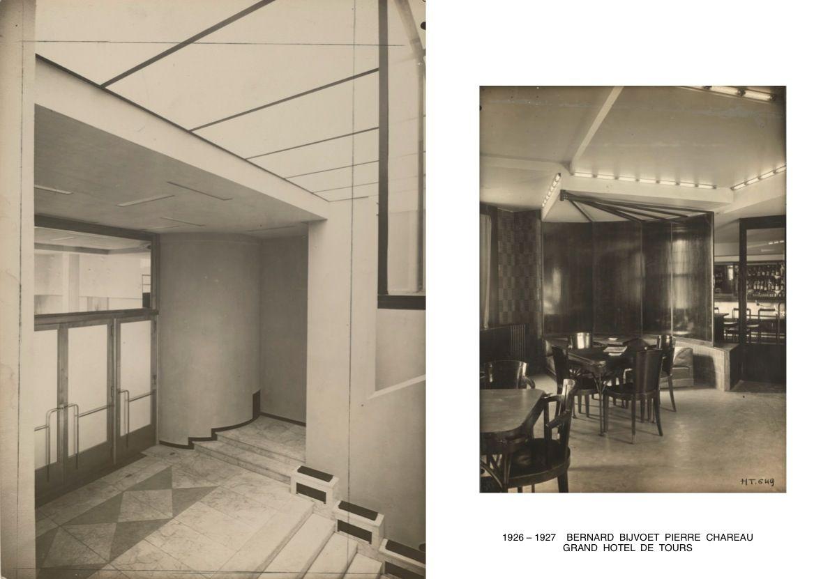 BERNARD BIJVOET | Emmanuelle et Laurent Beaudouin  - Architectes