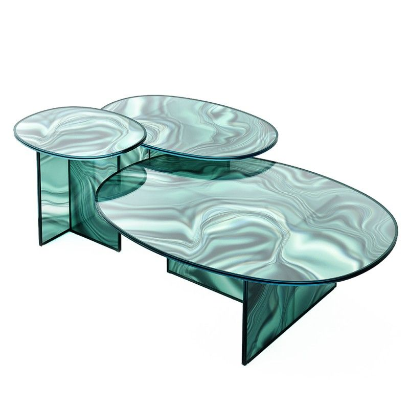 Suite Ny For The Liquefy Table By Patricia Urquiola Glas Italia And More
